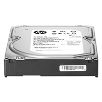 Dysk twardy HDD dedykowany do serwera HP Midline 3.5'' 4TB 7200RPM SAS 12Gb/s 872487-B21-RFB | REFURBISHED