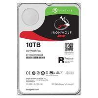 Dysk twardy Seagate IronWolf 3.5'' HDD 10TB 7200RPM SATA 6Gb/s 256MB | ST10000VN0004