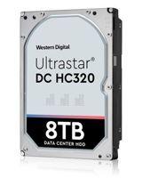 Dysk twardy Western Digital Ultrastar DC HC320 (7K8) 3.5'' HDD 8TB 7200RPM SATA 6Gb/s 256MB | 0B36402