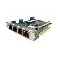 Karta Sieciowa HPE 629133-001 4x RJ-45 PCI Express 1Gb