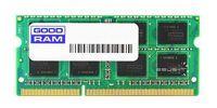 Pamięć RAM1x 4GBGoodRAMSO-DIMMDDR31066MHzPC3-8500 GR1066S364L7/4G