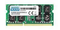 Pamięć RAM1x 4GBGoodRAMSO-DIMMDDR31600MHzPC3-12800 W-MEM1600SE3D84GLV