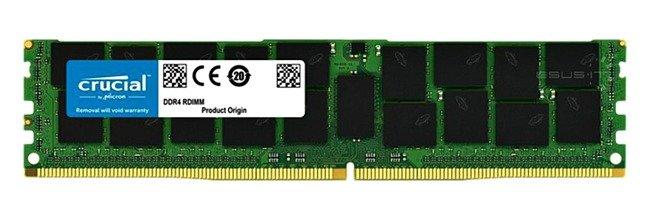 Pamięć RAM 1x 16GB ESUS IT ECC REGISTERED DDR4  2133MHz PC4-17000 RDIMM   CT16G4RFD4213.36F