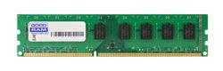 Pamięć RAM 1x 4GB GoodRAM ECC UNBUFFERED DDR3  1333MHz PC3-10600 UDIMM   W-MEM1333E34G